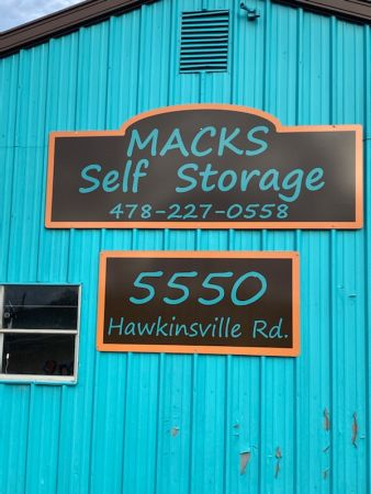 Macks Self Storage - 31216 5550 Hawkinsville Road Macon, GA - Photo 0