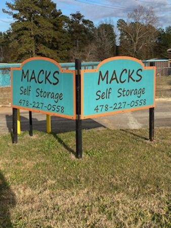 Macks Self Storage - 31216 5550 Hawkinsville Road Macon, GA - Photo 2
