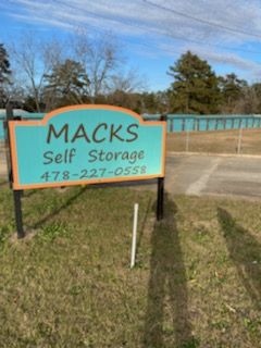 Macks Self Storage - 31216 5550 Hawkinsville Road Macon, GA - Photo 1
