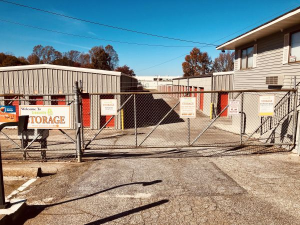 Greenville Lock Storage - North 221 West Main Street Taylors, SC - Photo 1