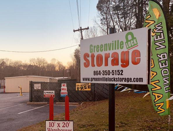 Greenville Lock Storage - North 221 West Main Street Taylors, SC - Photo 8