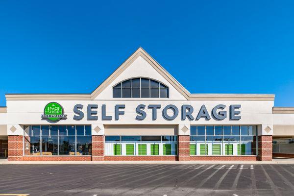 Space Shop Self Storage - Columbus, OH 1000 East Dublin Granville Road Columbus, OH - Photo 1