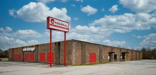 10 Federal Self Storage - 1081 S. Wesleyan Blvd, Rocky Mount, NC 27803