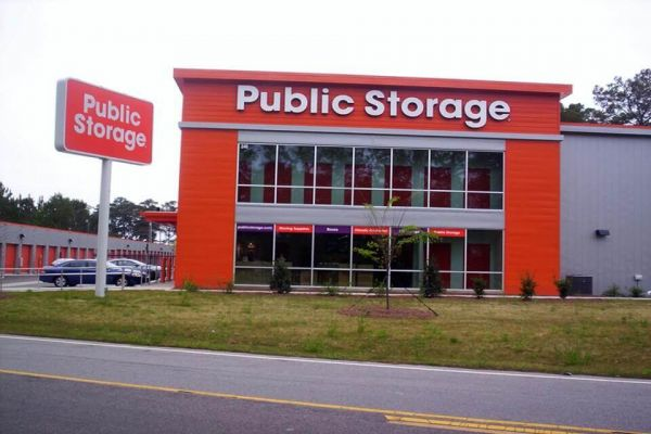 Public Storage - West Columbia - 240 Orchard Drive 240 Orchard Drive West Columbia, SC - Photo 0
