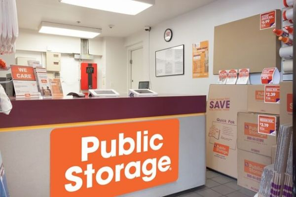 Public Storage - Silver Spring - 7800 Fenton Street 7800 Fenton Street Silver Spring, MD - Photo 2