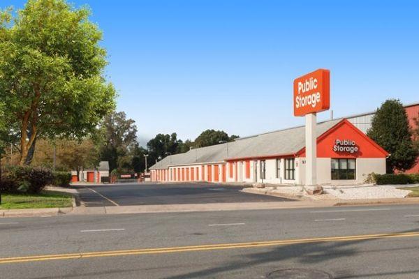 Public Storage - Charlotte - 3710 Monroe Road 3710 Monroe Road Charlotte, NC - Photo 0