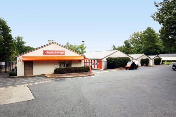 Public Storage - Matthews - 10833 Monroe Road