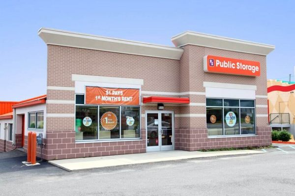 Public Storage - Capitol Heights - 8701 Central Ave 8701 Central Ave Capitol Heights, MD - Photo 0