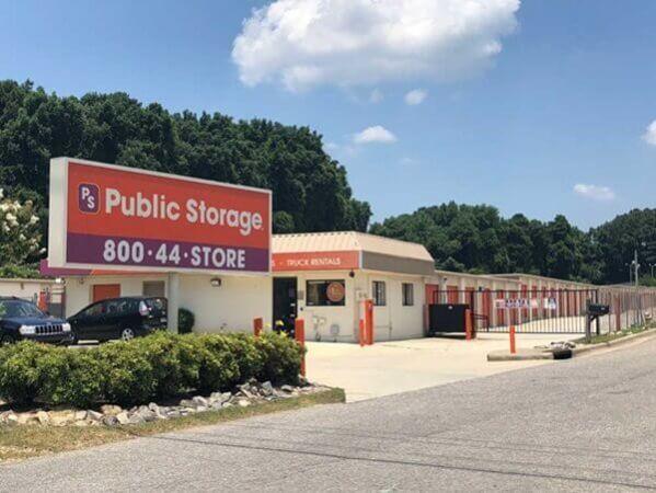 Public Storage - Garner - 309 US Highway 70 E 309 US Highway 70 E Garner, NC - Photo 0