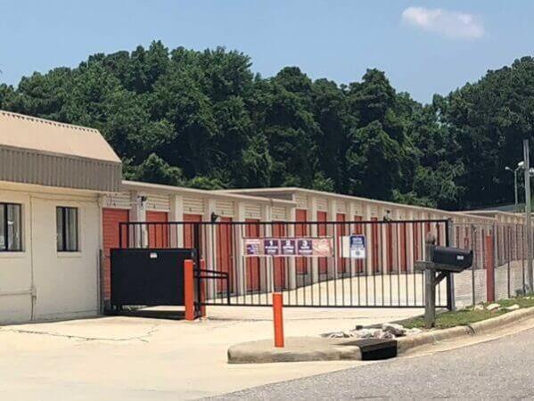 Public Storage - Garner - 309 US Highway 70 E 309 US Highway 70 E Garner, NC - Photo 1