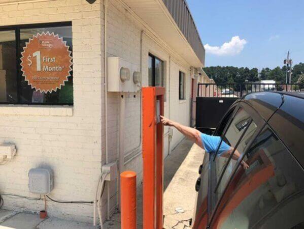 Public Storage - Garner - 309 US Highway 70 E 309 US Highway 70 E Garner, NC - Photo 4
