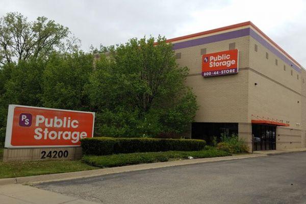 Public Storage - Southfield - 24200 Telegraph Road 24200 Telegraph Road Southfield, MI - Photo 0