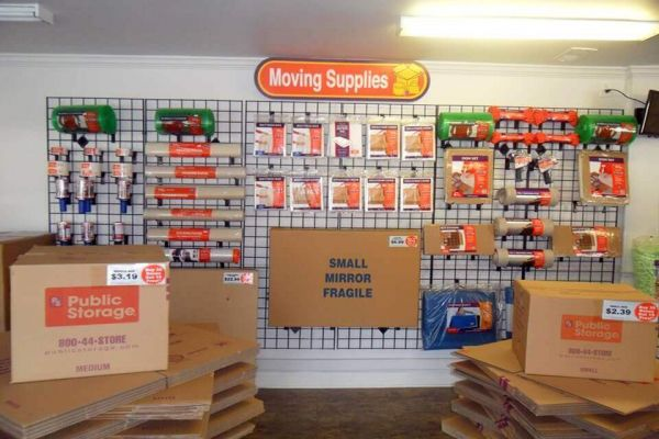 Public Storage - Florence - 753 N Cashua Drive 753 N Cashua Drive Florence, SC - Photo 2
