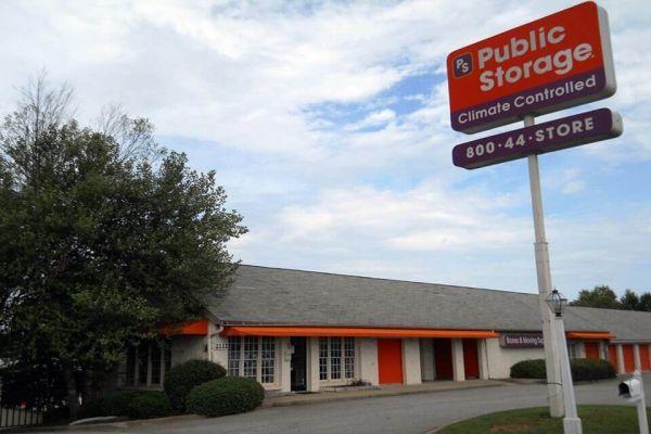 Public Storage - Greenville - 2112 N Pleasantburg Drive 2112 N Pleasantburg Drive Greenville, SC - Photo 0