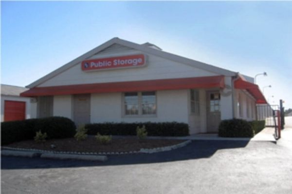 Public Storage - Greenville - 9 Saluda Dam Road