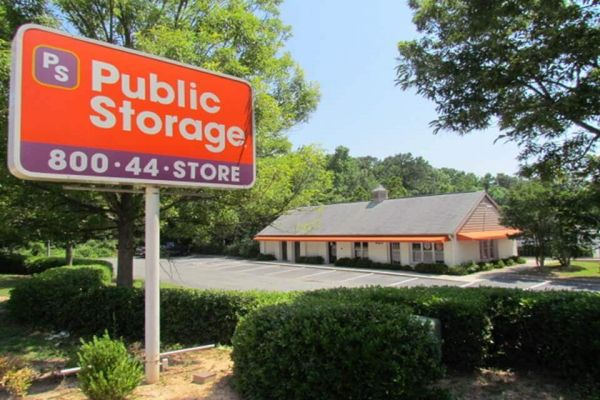 Public Storage - Raleigh - 4222 Atlantic Ave