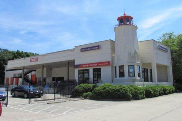 Public Storage - Raleigh - 1400 Capital Blvd