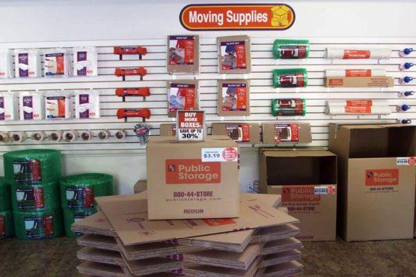 Public Storage - Greensboro - 2711 Randleman Road 2711 Randleman Road Greensboro, NC - Photo 2