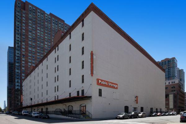 Public Storage - Jersey City - 133 2nd Street
