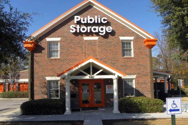 Public Storage - Cayce - 540 Knox Abbott Dr 540 Knox Abbott Dr Cayce, SC - Photo 0