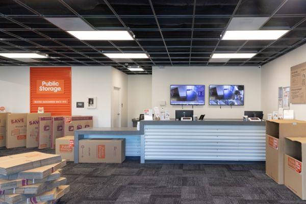 Public Storage - Charlotte - 969 E 7th St 969 E 7th St Charlotte, NC - Photo 1