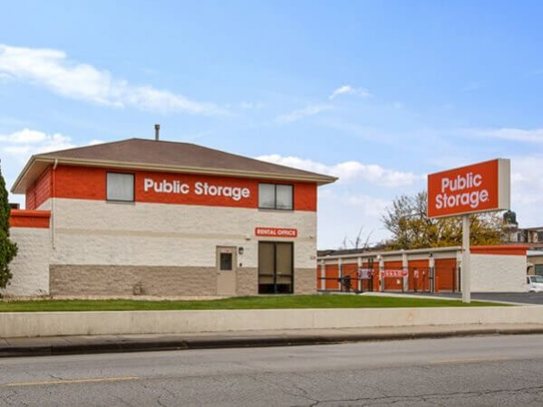 Public Storage - Chicago - 2638 N Pulaski Road 2638 N Pulaski Road Chicago, IL - Photo 0