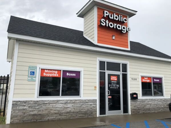 Public Storage - Louisville - 9100 Blue Lick Road 9100 Blue Lick Road Louisville, KY - Photo 0