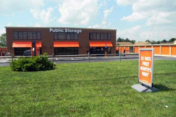 Public Storage - Dublin - 5525 Sawmill Rd