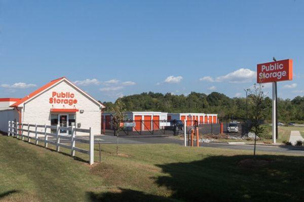 Public Storage - Concord - 4971 Stough Rd