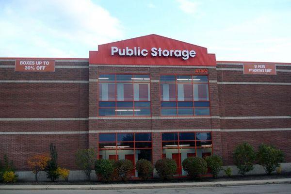 Public Storage - Canton - 47887 Michigan Ave 47887 Michigan Ave Canton, MI - Photo 0