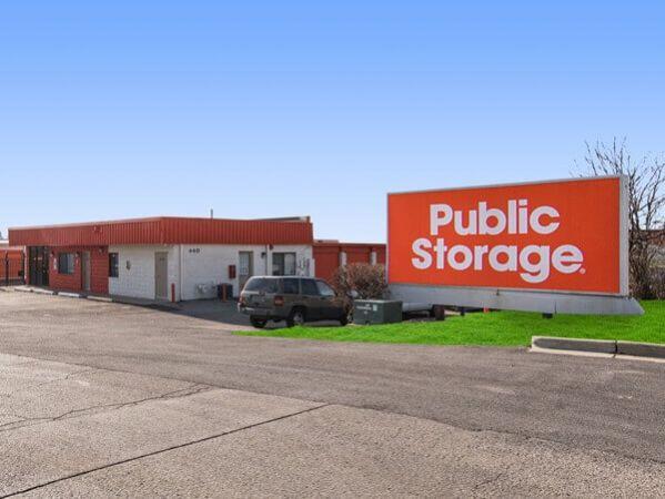 Public Storage - Carol Stream - 440 E Saint Charles Rd 440 E Saint Charles Rd Carol Stream, IL - Photo 0