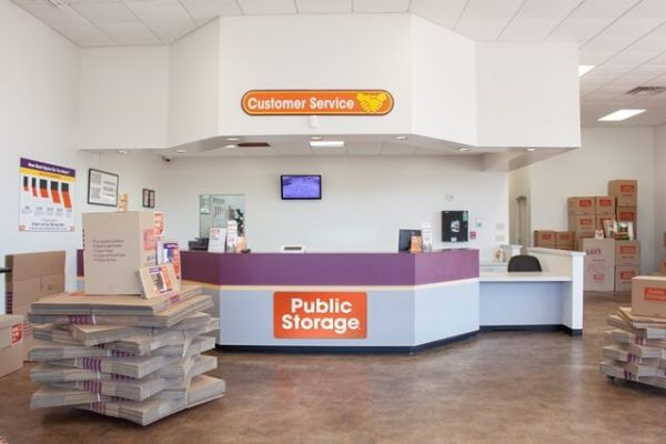 Public Storage - New Orleans - 12320 I-10 Service Rd 12320 I-10 Service Rd New Orleans, LA - Photo 2