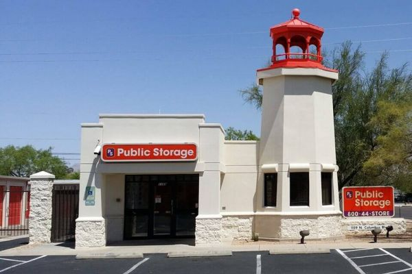 Public Storage - Tucson - 1159 N Columbus Blvd 1159 N Columbus Blvd Tucson, AZ - Photo 0