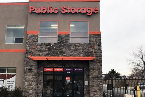 Public Storage - Midvale - 6832 S State Street