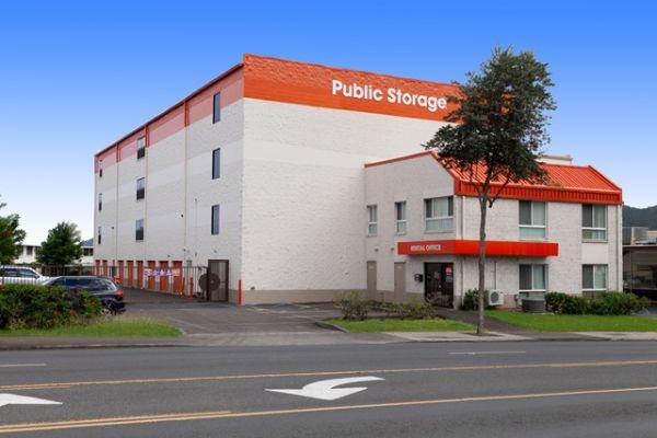 Public Storage - Kaneohe - 45-1021 Kam Hwy 45-1021 Kam Hwy Kaneohe, HI - Photo 0