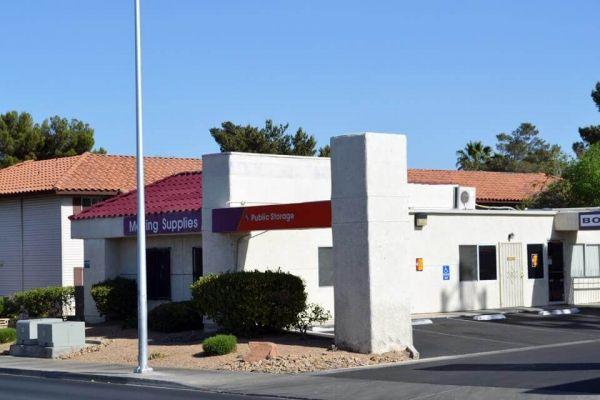 Public Storage - Las Vegas - 6601 W Charleston Blvd 6601 W Charleston Blvd Las Vegas, NV - Photo 0
