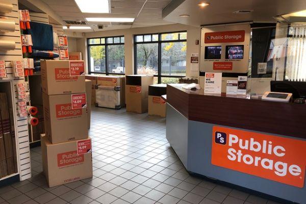 Public Storage - Gresham - 2636 NE Hogan Dr 2636 NE Hogan Road Gresham, OR - Photo 2