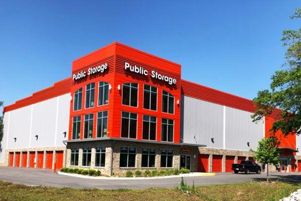 Public Storage - North Charleston - 5508 N Rhett Ave 5508 N Rhett Ave North Charleston, SC - Photo 0