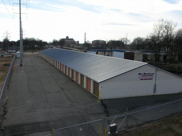 Kannapolis Self Storage - Brookdale 224 Brookdale Street Kannapolis, NC - Photo 0