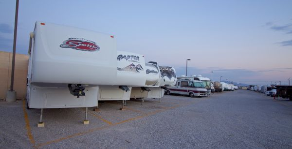 Arvada Boat & RV Storage 8850 Indiana Street Arvada, CO - Photo 0
