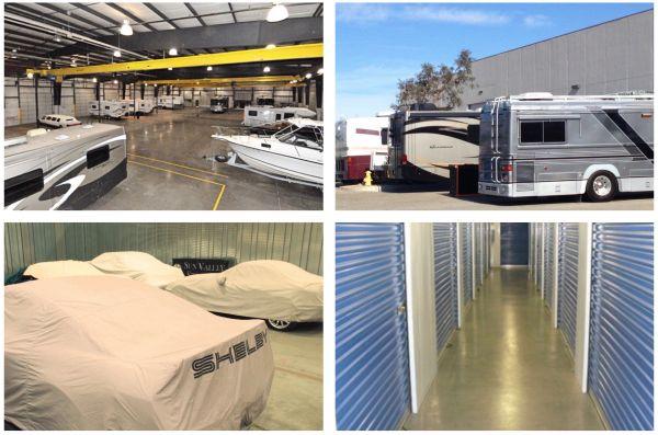 Palm Desert Self-Storage Units, Auto & R.V. Spaces 73850 Dinah Shore Drive Palm Desert, CA - Photo 0