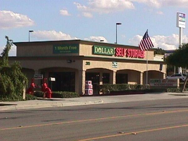 Dollar Self Storage - Corona - North Lincoln Avenue 205 N Lincoln Ave Corona, CA - Photo 1