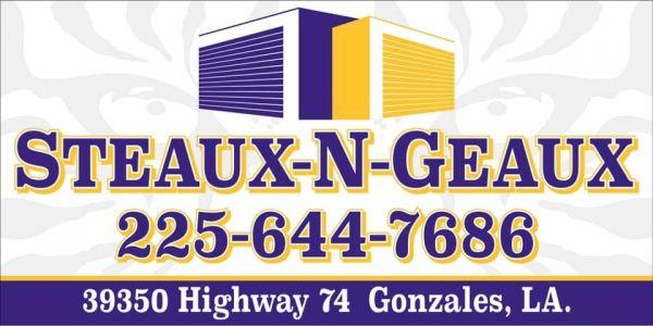 Steaux-N-Geaux Storage 39350 Louisiana 74 Gonzales, LA - Photo 0