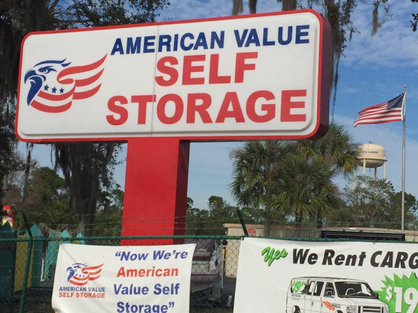 American Value Self Storage 23227 Freedom Avenue Port Charlotte, FL - Photo 0