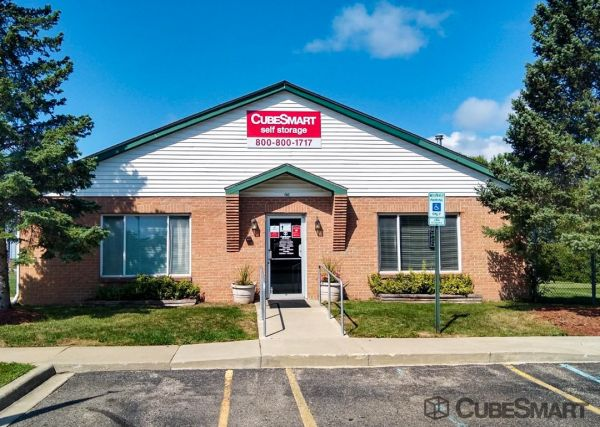 CubeSmart Self Storage - Lake Orion 1745 Waldon Road Orion Charter Township, MI - Photo 0