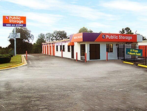 Public Storage - Decatur - 3687 Flat Shoals Road 3687 Flat Shoals Road Decatur, GA - Photo 0