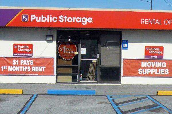 Public Storage - Forest Park - 4889 Old Dixie Hwy 4889 Old Dixie Hwy Forest Park, GA - Photo 0