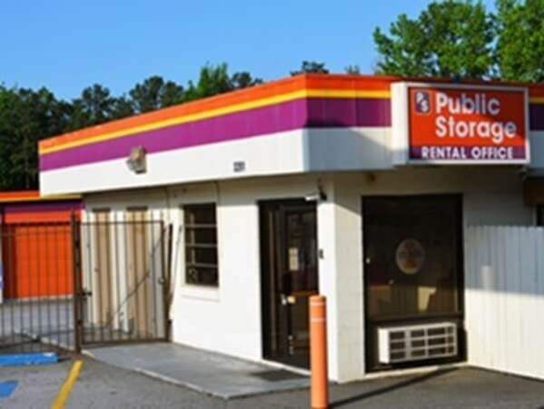 Public Storage - East Point - 3291 Camp Creek Pkwy 3291 Camp Creek Pkwy East Point, GA - Photo 0