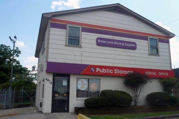 Public Storage - Forest Park - 4474 Jonesboro Road 4474 Jonesboro Road Forest Park, GA - Photo 0
