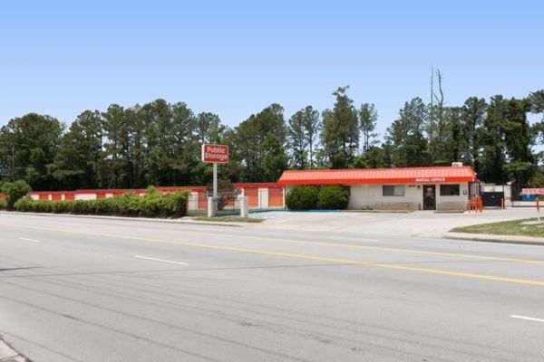 Public Storage - Columbia - 4479 Rosewood Drive 4479 Rosewood Drive Columbia, SC - Photo 0